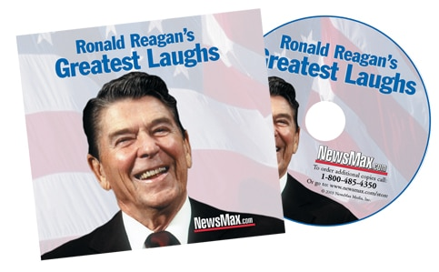 Ronald Reagan's Greatest Laugh